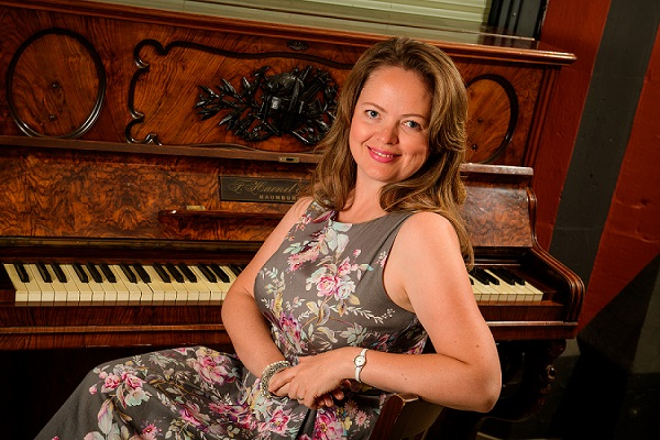 Naumburger Unikat, Naumburger Klaviermusik gespielt von Irina Krümmling auf historischem Klavier von Haenel und Sohn