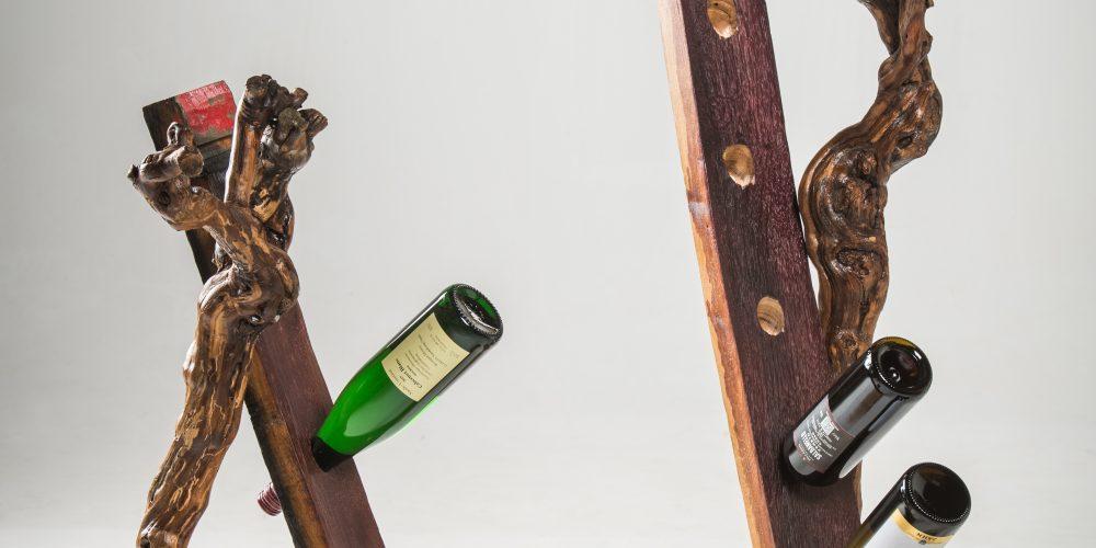 Naumburger Unikat, Weinständer von Carsten Romberg aus Roßbach