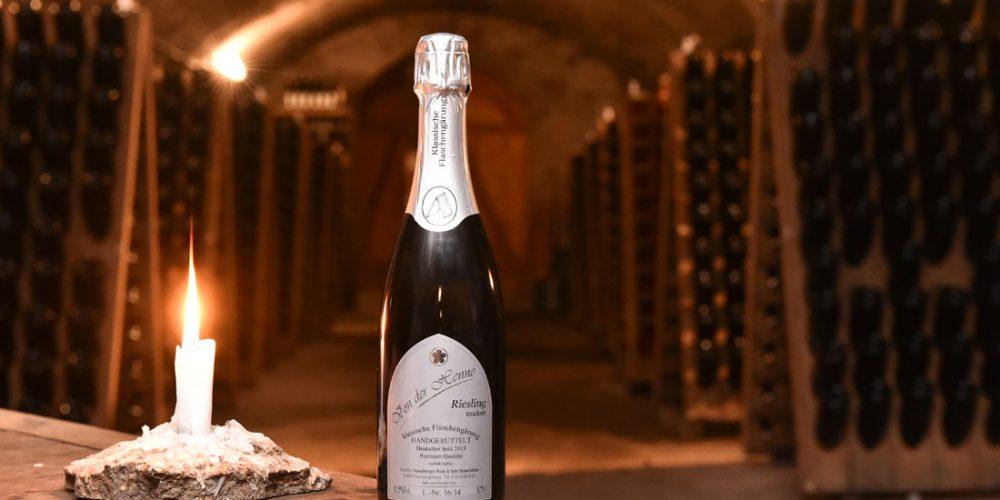 Henne-Sekt Naumburger Wein- und Sektmanufaktur ist Naumburger Unikat